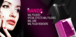 Nail Polish by Dropnail supplied by Pristine Beauty & Health Care Pvt Ltd.