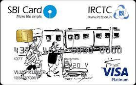 Apply Online IRCTC SBI Credit Card