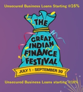 Unsecured Business Loans Starting @16%