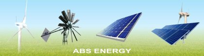 Solar Energy Wind Energy by ABS Renew Power